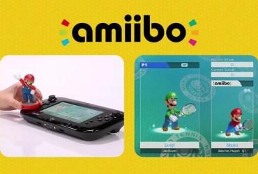 Mario Tennis Aces amiibo Support
