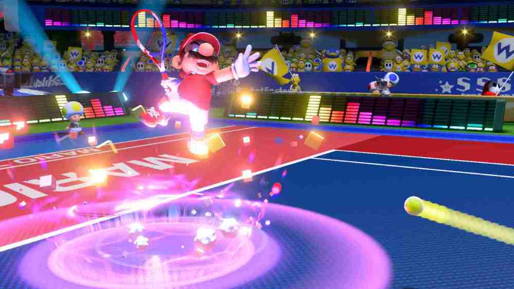 Mario Tennis Aces Review Screenshot 1
