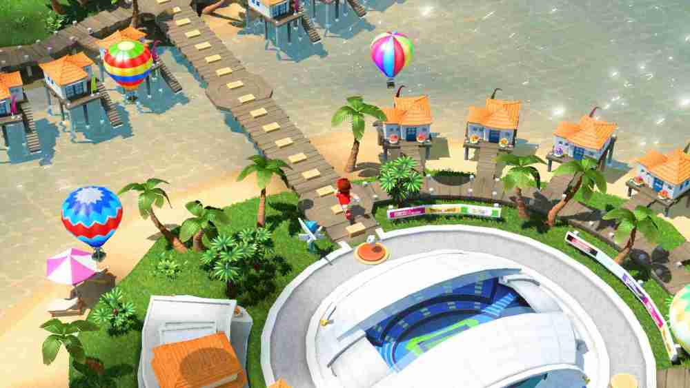 Mario Tennis Aces Review Screenshot 2