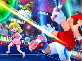 Mario Tennis Aces Review Header