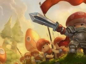 Mushroom Wars 2 Artwork