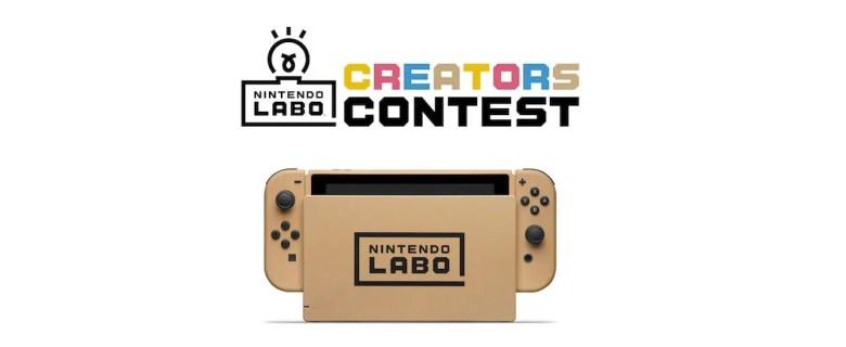 Nintendo Labo Creators Contest Logo