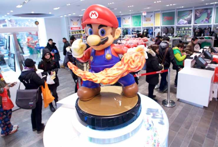 Nintendo NY Store Photo