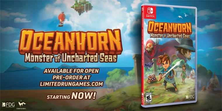 Oceanhorn Limited Run Games