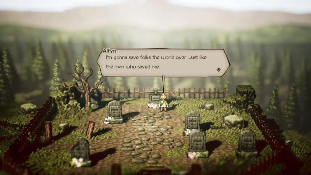 Octopath Traveler E3 2018 Screenshot 4