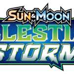 Pokémon TCG Sun And Moon - Celestial Storm Logo