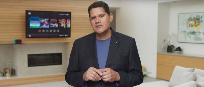 Reggie Fils-Aime Nintendo Direct E3 2018 Photo