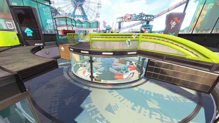 Splatoon 2 Wahoo World Screenshot 3