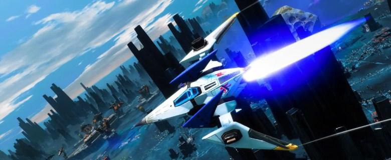 Starlink: Battle For Atlas Arwing Screenshot