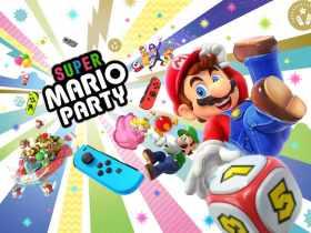 Super Mario Party Artwork