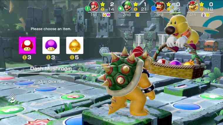 Super Mario Party E3 2018 Screenshot 3