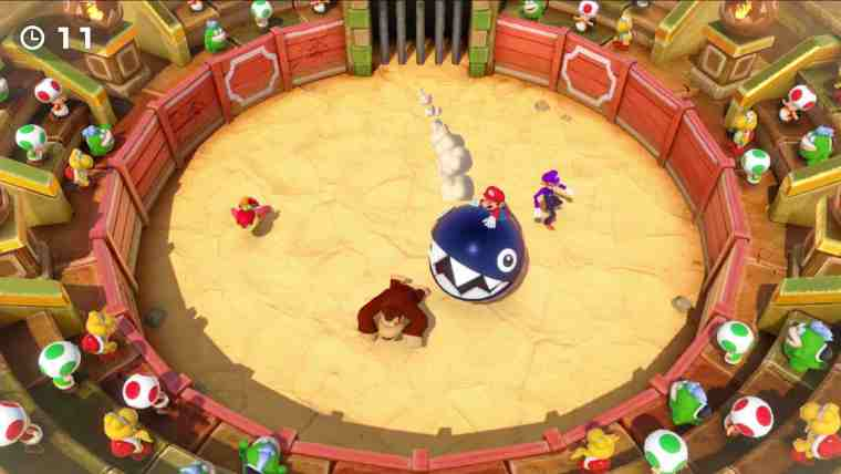 Super Mario Party E3 2018 Screenshot 5