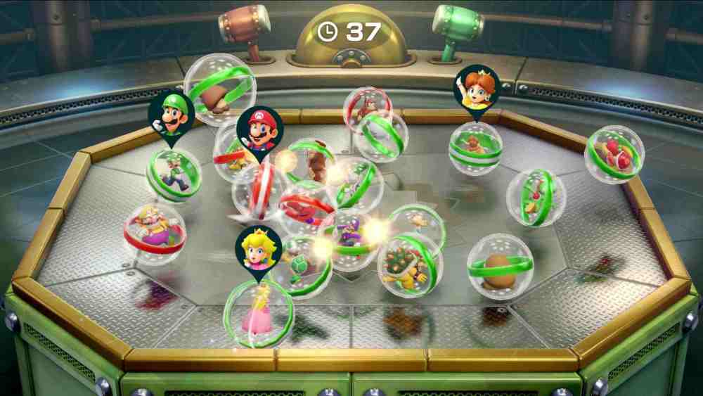 Super Mario Party E3 2018 Screenshot 6