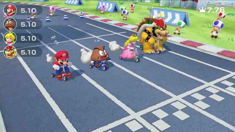 Super Mario Party E3 2018 Screenshot 8