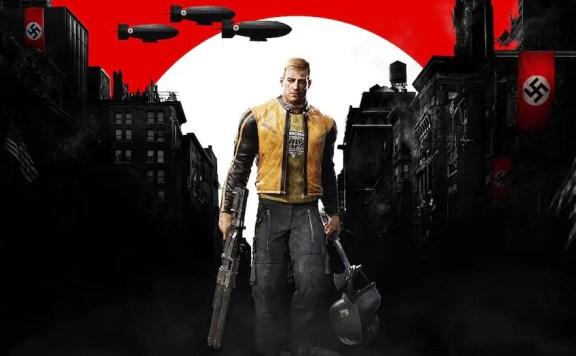Wolfenstein II: The New Colossus Review Header