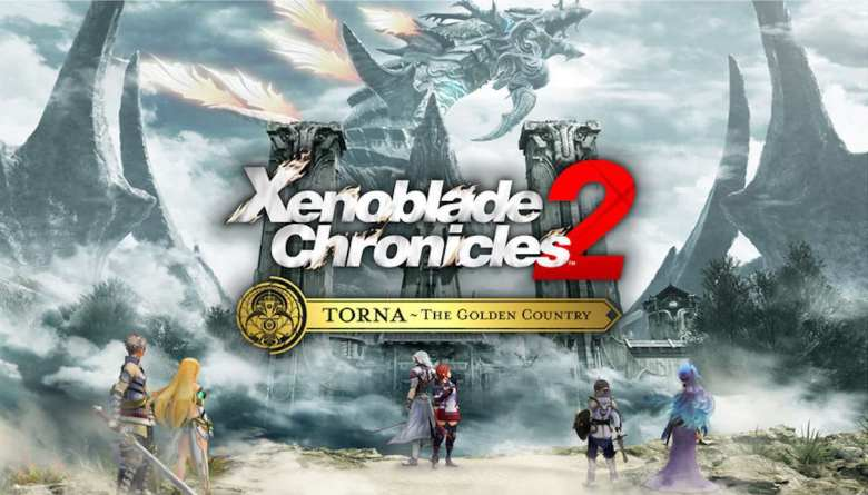 Xenoblade Chronicles 2: Torna - The Golden Country Artwork