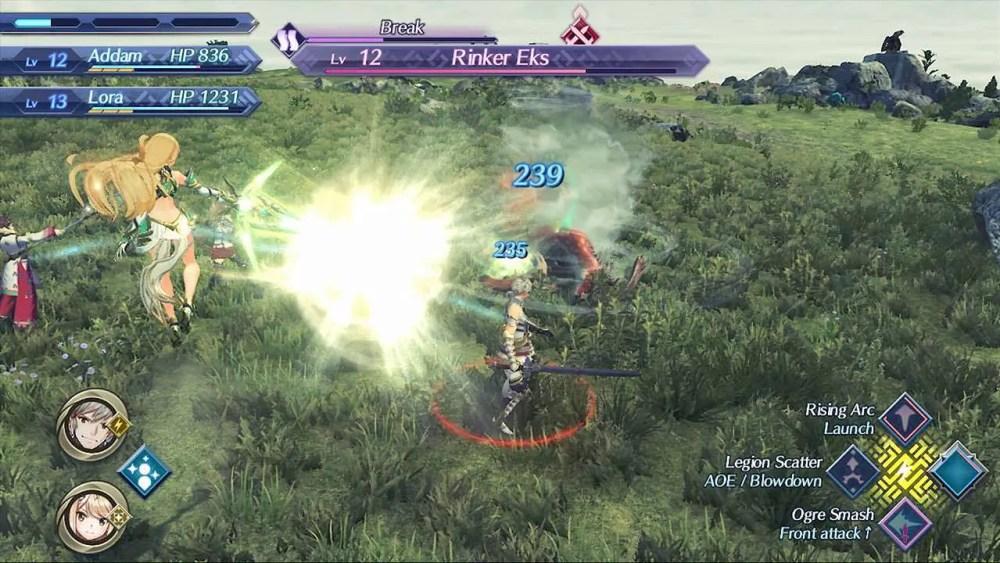 Xenoblade Chronicles 2: Torna - The Golden Country E3 2018 Screenshot 6