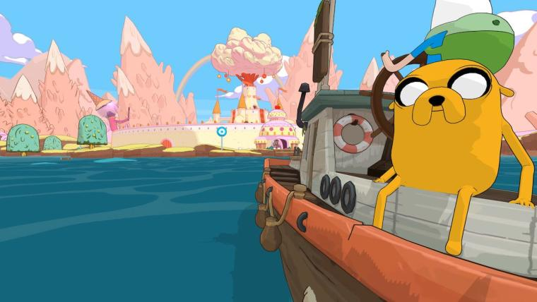 Adventure Time: Pirates Of The Enchiridion Review Screenshot 2