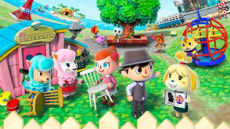 Animal Crossing: New Leaf Main Artwork