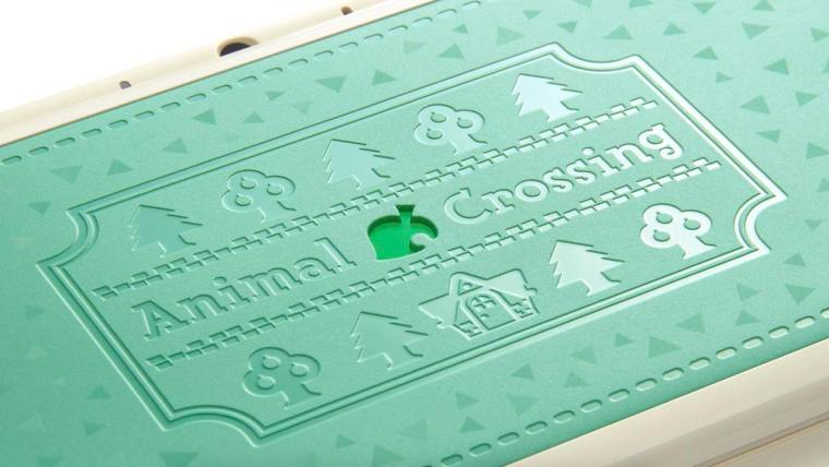 Animal Crossing New Nintendo 2DS XL Photo