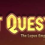 Cat Quest II: The Lupus Empire Logo