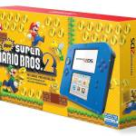Electric Blue Nintendo 2DS Box Art
