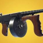 Fortnite Drum Gun Artwork