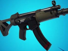 Fortnite Submachine Gun Image