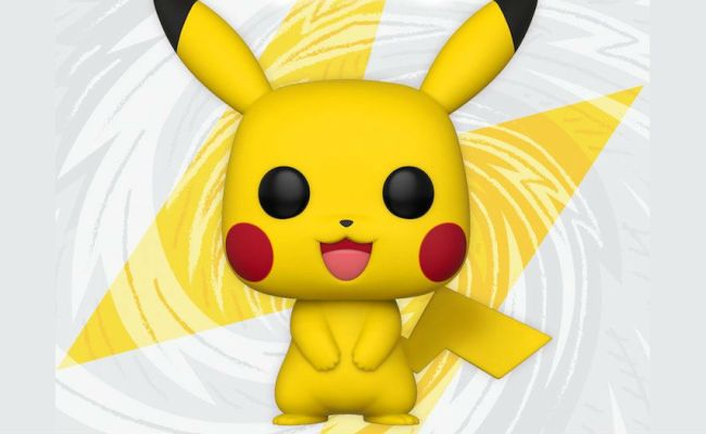 Pikachu Pop Unboxing Electrifies With A Thunderbolt