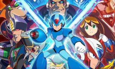 Mega Man X Legacy Collection Header
