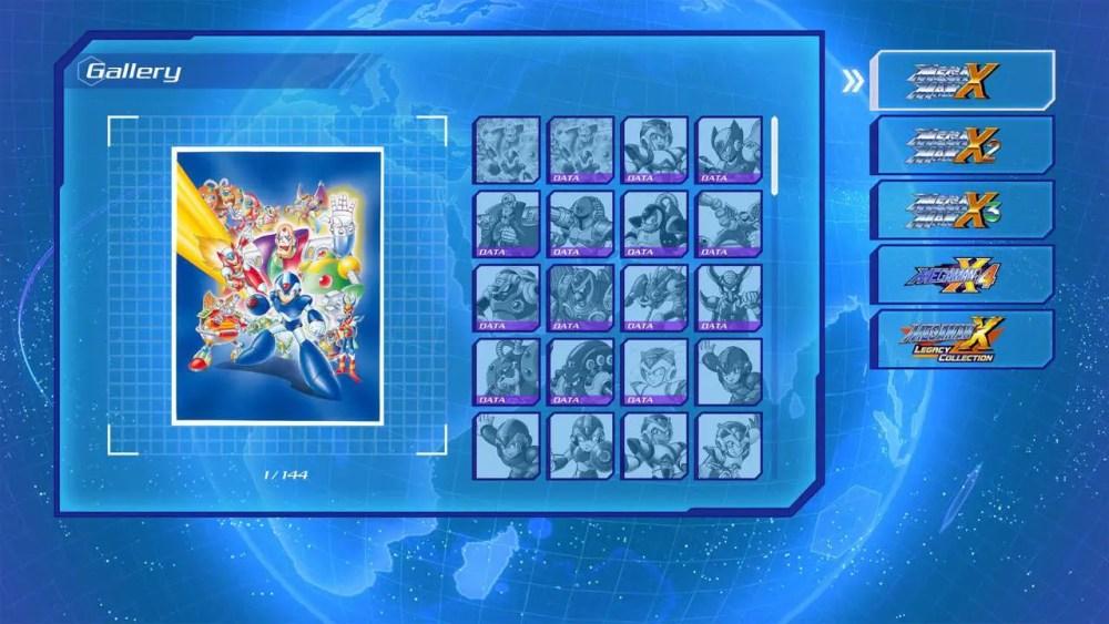 Mega Man X Legacy Collection Review Screenshot 3