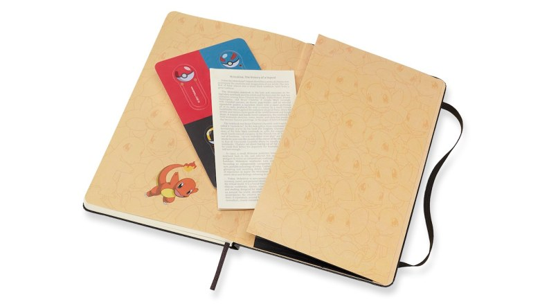 Pokémon Limited Edition Ruled Notebook Photo