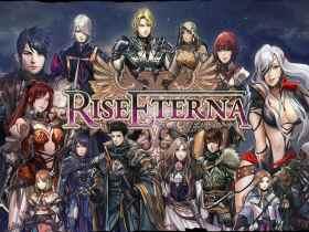 Rise Eterna Artwork