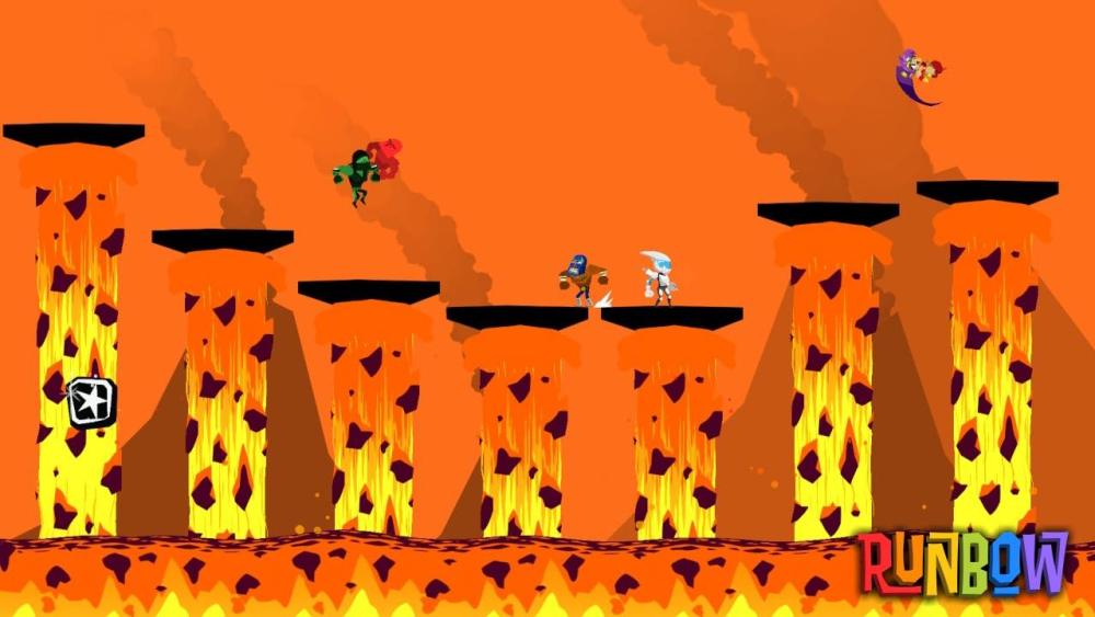 Runbow Review Switch Screenshot 2