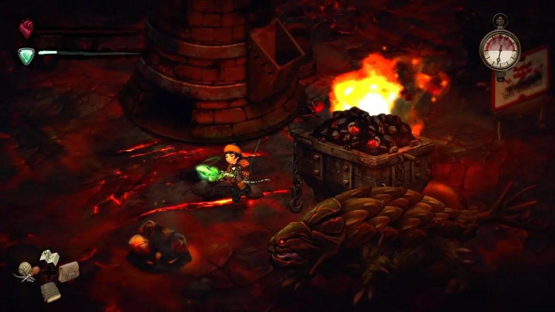 Smoke And Sacrifice Review Screenshot 2