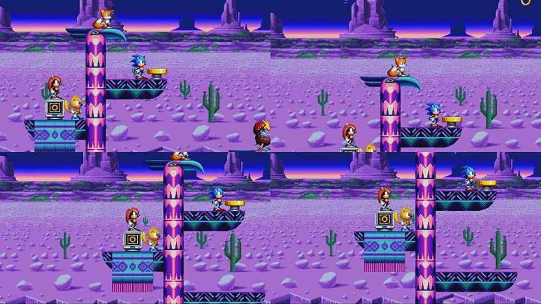 Sonic Mania Plus Review Screenshot 2