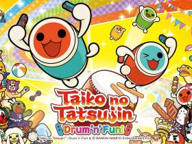 Taiko No Tatsujin: Drum 'N' Fun! Artwork
