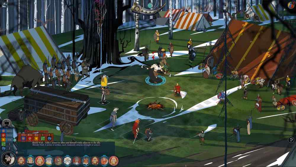 The Banner Saga 2 Review Screenshot 2