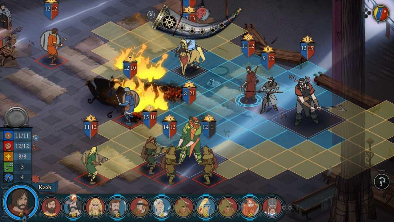 The Banner Saga 3 Review Screenshot 3