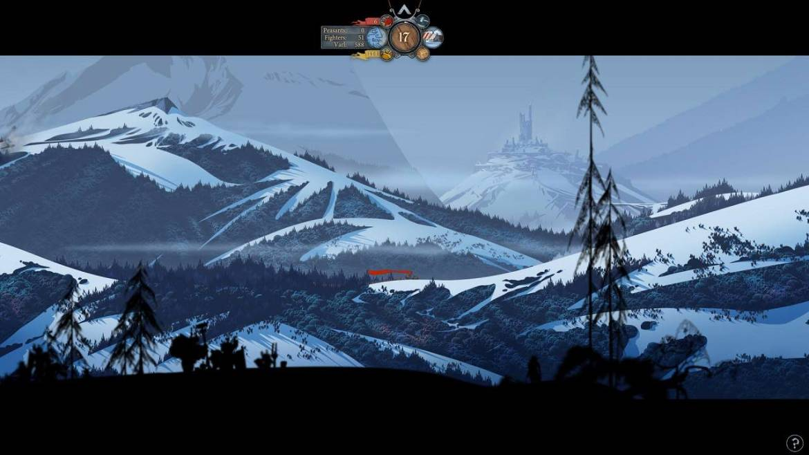 The Banner Saga Review Screenshot 1