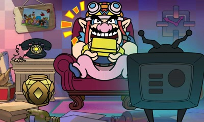 WarioWare Gold Screenshot 2