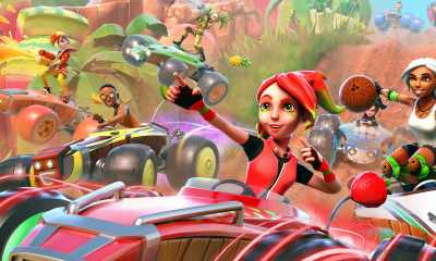 All-Star Fruit Racing Review Header