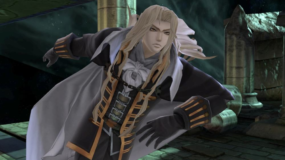 Alucard Super Smash Bros. Ultimate Screenshot