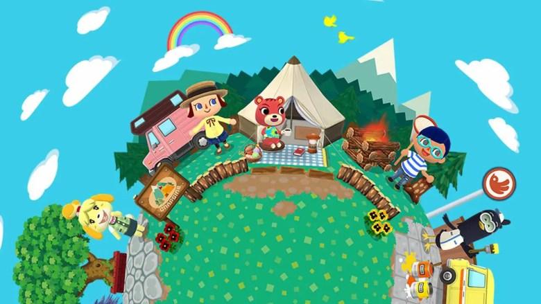 Animal Crossing: Pocket Camp Artwork