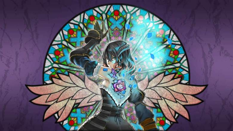 Bloodstained: Ritual of the Night Artwork