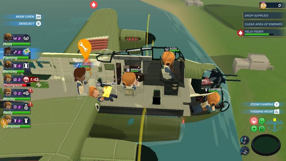 Bomber Crew Review Screenshot 1
