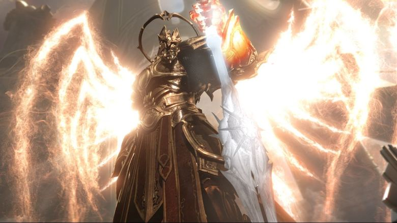 Diablo III Eternal Collection Cutscene Screenshot