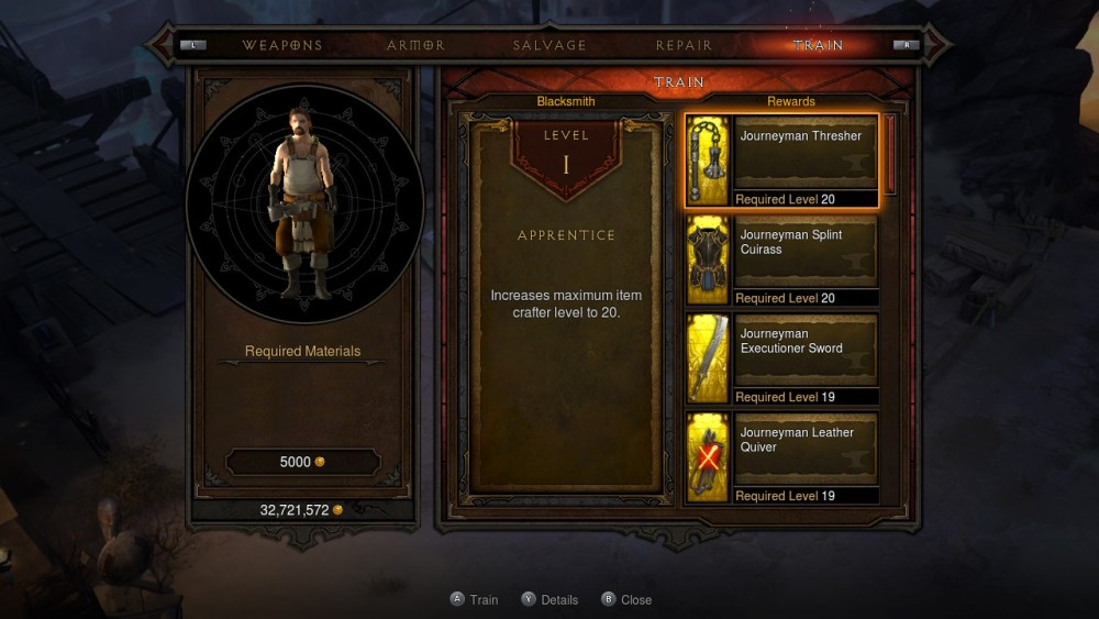 Diablo III Eternal Collection Switch Screenshot 11