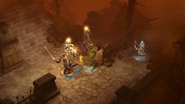 Diablo III Eternal Collection Switch Screenshot 22