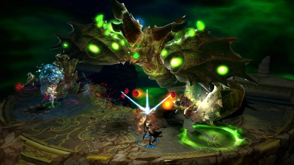 Diablo III Eternal Collection Switch Screenshot 26